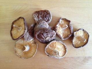 MisoRamen_dried mushrooms